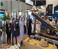 وفد العربية للتصنيع يستقبل محافظ الهيئة العامة للصناعات العسكرية السعودي