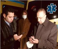 محافظ الإسكندرية: 9 وفيات و5 مصابين و2 ناجين في غرق مركب مريوط