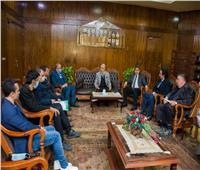 اجتماع طارئ لمجلس جامعة طنطا استعدادا للامتحانات