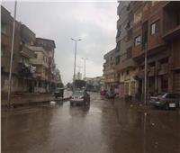 أمطار رعدية على دمياط.. وطوارئ بالمحافظة | فيديو