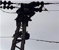 «الكهرباء» تعلن عودة التيار لمدينة بورسعيد