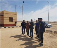 إنشاء 115 بيتًا بدويًا جديدًا بمركزي الحسنة ونخل بشمال سيناء