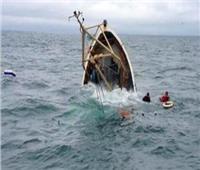 ضبط صاحب المركب الغارقة في بحيرة مريوط بالأسكندرية