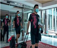 الأهلي يغادر ملعب مكابا بتنزانيا في طريقه إلى مطار دار السلام