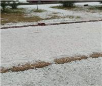 أمطار متوسطة ورعدية مصحوبة بالبرد.. خريطة الأمطار اليوم| صور