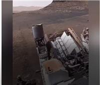 فيديو | ناسا تعيد وثيقة سرية لسطح المريخ .. أهرامات وكائنات غريبة