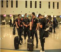 بعثة الأهلي تغادر مطار «دار السلام» في طريق عودتها إلى القاهرة