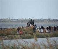 شيخ صيادين مريوط: المركب اصطدم في كتلة خشبية صلبة  فيديو