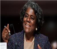 مجلس الشيوخ الأمريكي يؤيد تعيين ليندا جرينفيلد سفيرة واشنطن بالأمم المتحدة