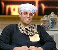 محمود التهامي: أنام وأستيقظ على مدح «النبي محمد»