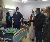 دماء يوم الزفاف.. قصة ميكروباص الموت في سيوة والذي خلف 6 وفيات و13 إصابة