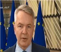 وزير خارجية فنلندا: الوضع الإنساني في إقليم تيجراي غير مقبول.. فيديو