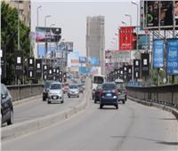 «الحالة المرورية».. سيولة في حركة السيارات بشوارع وميادين القاهرة والجيزة