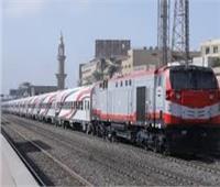 حركة القطارات| 40 دقيقة تأخيرات بين القاهرة والإسكندرية..الخميس
