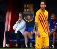 التشكيل المتوقع لبرشلونة أمام إلتشي اليوم