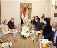وزيرا الثقافة والبيئة يبحثان إطلاق مبادرة «ثقافتك من بيئتك»