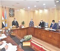 محافظ أسيوط يترأس اجتماع تطوير الريف المصري بمركز ساحل سليم
