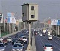 «رادار المرور» يرصد 1288 سيارة متجاوزة للسرعة القانونية خلال 24 ساعة