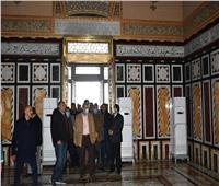 رئيس «السكة الحديد» يتفقد أعمال تطوير محطة الإسكندرية | صور