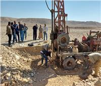 جسات أرضية لمحطة معالجة الصرف بـ«الدير» لخدمة 7 قرى بإسنا