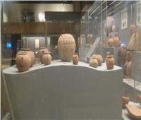 حكاية نقادة | مقتنيات داخل متحف الحضارةبالفسطاط