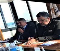 ممثلو اتحاد الصناعات يطرحون فرص التعاون في مبادرة حياة كريمة