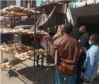مراجعة تراخيص المحلات وتحرير محاضر ضد المخالفين في أسوان