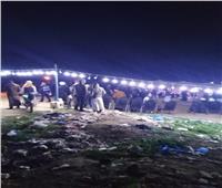 تشييع جنازة 5 من ضحايا المركب الغارق في الإسكندرية.. صور