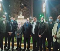 محافظ القاهرة: تطوير شارع المنيل بتكلفة 16 مليون جنيه
