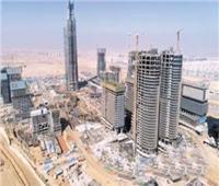 «البرج الأيقوني».. يطل على العاصمة الإدارية من الطابق الـ60