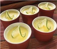 في ٥ دقائق.. أسرع طريقة لعمل «كاسترد الليمون»