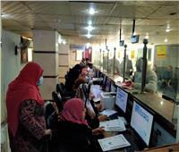 بدء تنفيذ برنامج التحوُّل الرقمي وتطوير المركز التكنولوجي بـ«منوف»