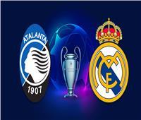 بث مباشر| مباراة أتالانتا وريال مدريد في دوري أبطال أوروبا
