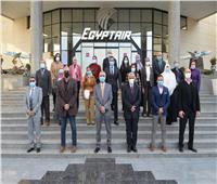 مصر للطيران: تجديد شهادات «الأيزو» للعام الـ13 على التوالي