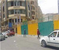 رئيس هيئة الأنفاق يكشف موعد إزالة أسوار المترو بشارع 26 يوليو