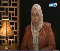 قصة كفاح مشرفة.. «سناء» من محو أمية إلى الماجستير |فيديو