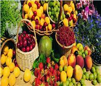 أسعار الفاكهة في سوق العبور اليوم 25 فبراير