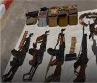 سقوط 6 متهمين بحوزتهم أسلحة نارية ومخدرات بأسوان
