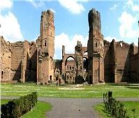 حمامات «كاراكالا» أنتجتها العمارة الرومانية منذ أكثر من 300 سنة| صور