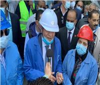 «وزير التموين» يتفقد مصنع السكر بأسوان