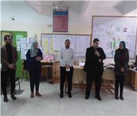 «تعليم شمال سيناء»: تدريب 45 معلما على المهارات الحياتية