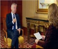 فيديو| الاتحاد البرلماني الدولي: نبحث المحتوى الفكري للتصدي للإرهاب