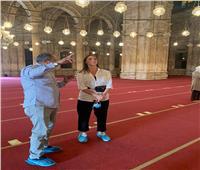 زيارات تعريفية بالآثار المصرية للمؤثرين العرب في الاحتفال بيوم السياحة العربي