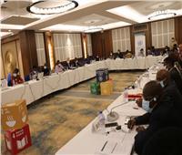 وزيرة التخطيط تستعرض جهود إدارة أزمة «كورونا» أمام «الآلية الإفريقية»