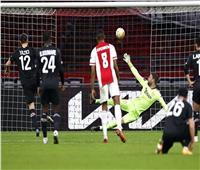 أياكس يطرد «ليل» من الدوري الأوروبي