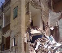 انهيار منزل قديم بأسيوط دون خسائر في الأرواح