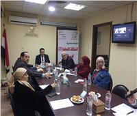 بمائدة «الحوار للدراسات السياسية»: مصر محور المصالحة الفلسطينية