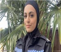 حجاب «مغناطيسي».. شرطة لندن تُطلق تجربة نسائية جديدة