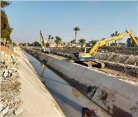 تطوير شامل في البنية التحتية لمحافظة المنيا.. صور