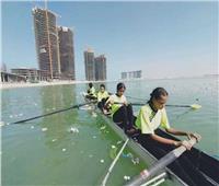أمنة مجدي تكشف تفاصيل حصولها على المركز الأول في بطولة العالم للتجديف